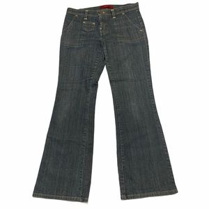 Levi's jeans, vintage style, flare/bootcut, 8/29